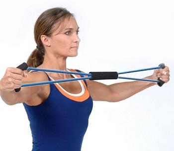 guma taśma elastyczna do ćwiczeń