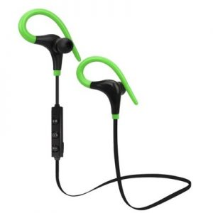 słuchawki sportowe do biegania na bluetooth