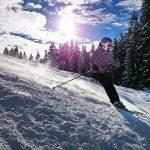 kurtki narciarskie damskie