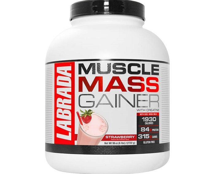 Odżywka Gainer na masę mięśniową dla aktywnych fizycznie