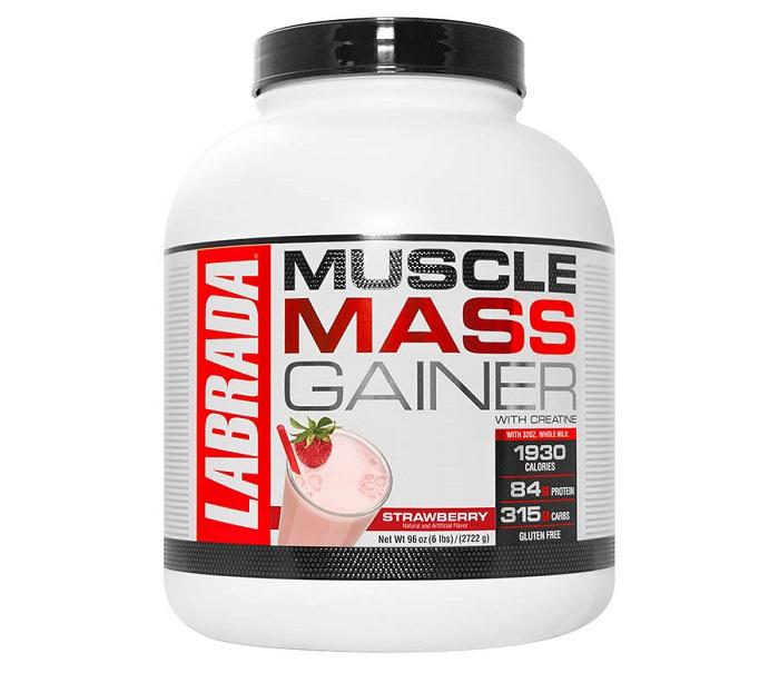 odżywka Gainer na przyrost masy mięśniowej