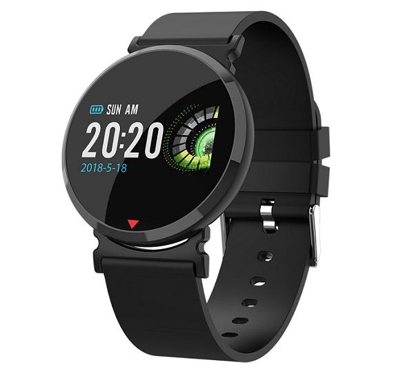 zegarek sportowy z krokomierzem i pulsometrem