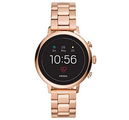 smartwatch damski Fossil Q kolor złoty